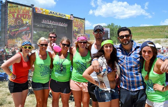 Jun 23, · The Country Stampede Music Festival is an outdoor country music and camping festival held at Tuttle Creek Lake State Park, north of Manhattan, Kansas. The festival has been held annually since , on the last weekend in June.