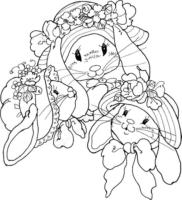 Coloring Book~Julie's Journey - Bonnie Jones - Álbumes web de Picasa