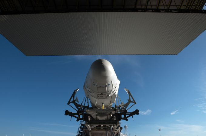 Watch SpaceXs CRS-12 Dragon resupply rocket launch live right here