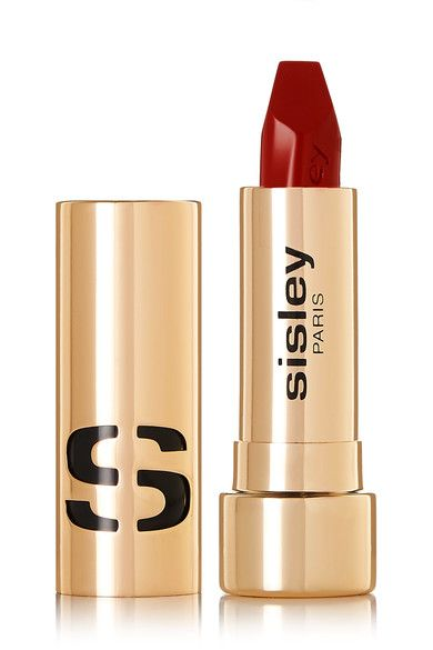 Sisley - Paris - Hydrating Long Lasting Lipstick - 33 Rouge Passion - Red - one size
