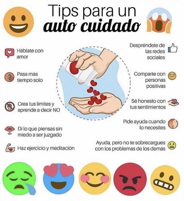 Tips para el autocuidado   Psicología   Salud y bienestar ...