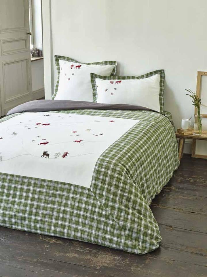 Vasta scelta di copriumini da montagna per la vostra camera. Cotone ricamato o stampato di ottima qualità. Singoli, matrimoniali o altre misure.