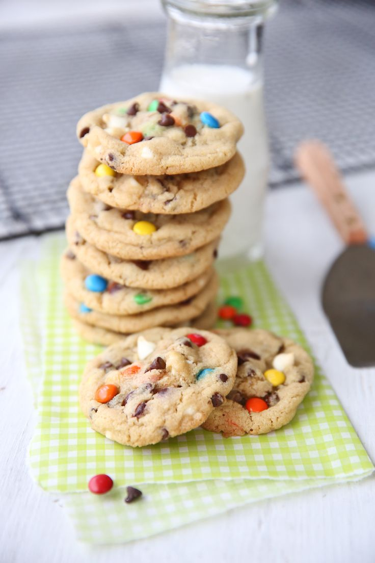 162 best Chocolate Chip Cookies images on Pinterest | Chocolate ...