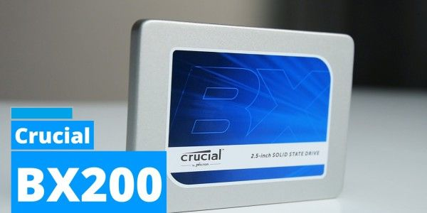 Review - G3AR - BX200: http://ow.ly/Z122R     #crucial #SSD #review
