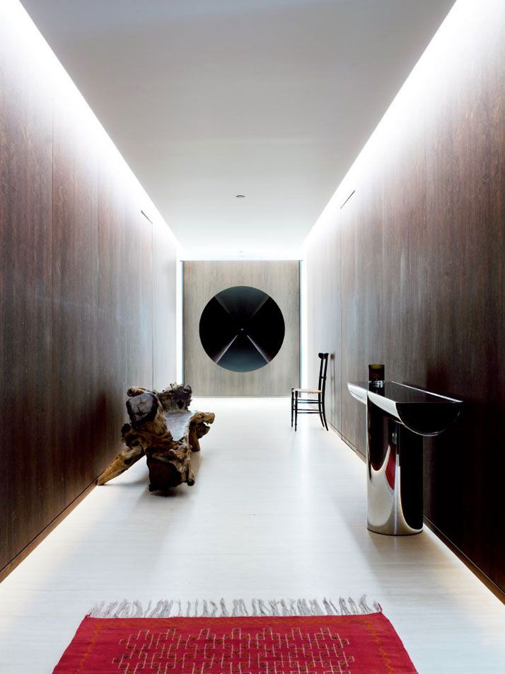 George Yabu and Glenn Pushelberg Apartment in New York