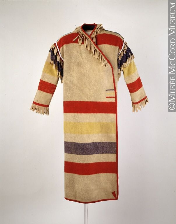 // Aboriginal coat, late 19th or early 20th c