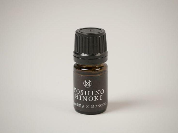 Yoshino Hinoki Oil Refill - Monocle Shop / Fragrances