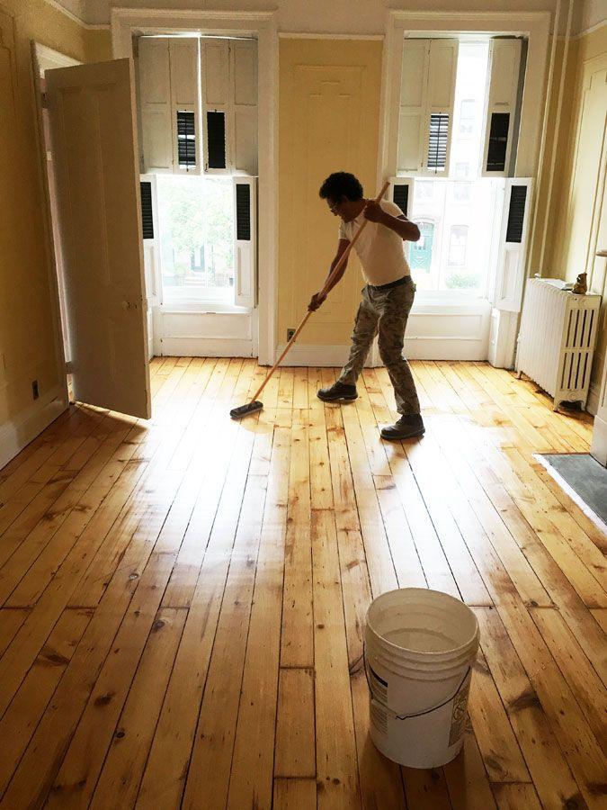 Wood Flooring Brooklyn