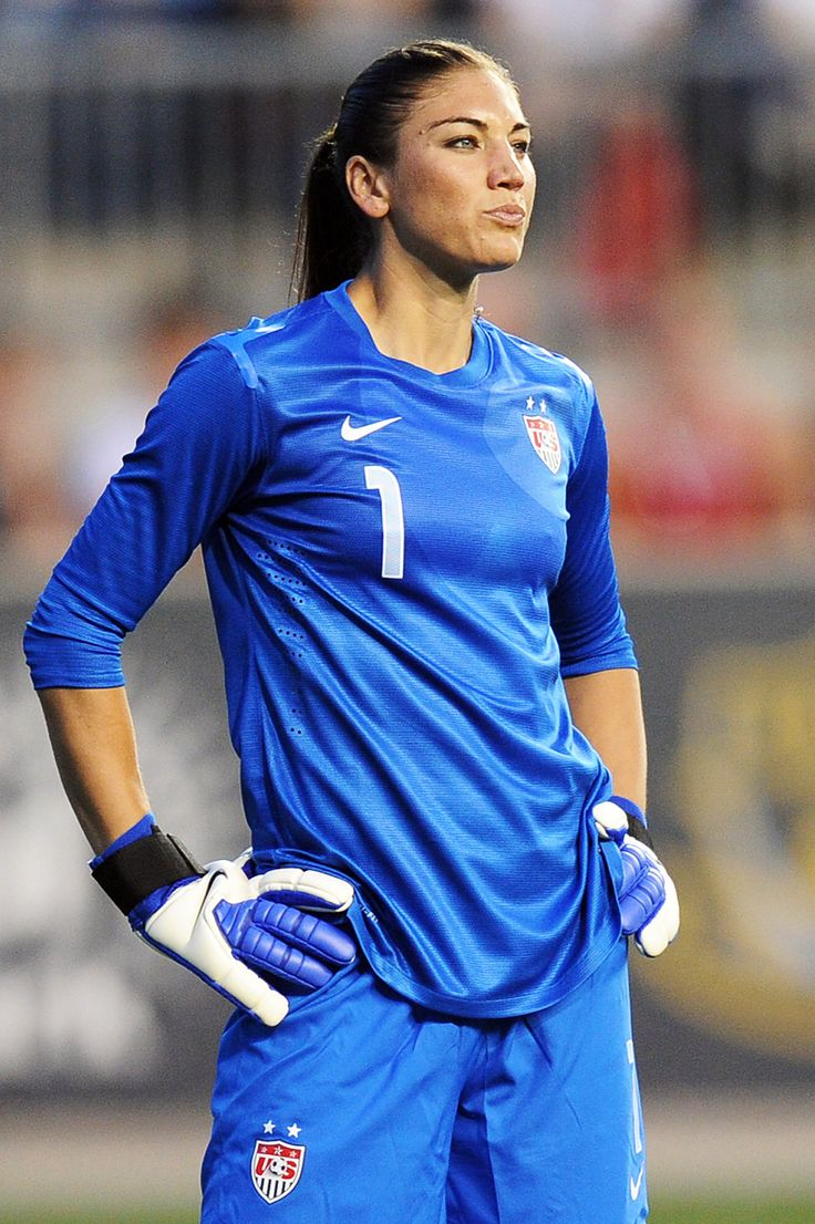 """Hope Solo: Soccer    Age: 31  Hometown: Richland, WA  How she scores: The gold-winning goalie caused a stir recently by revealing the steamier side of the Olympic Village. """"On the grass, between buildings, people are getting down and dirty,"""" she told ESPN The Magazine. The single Solo also copped to appearing tipsy on the Today show in 2008 after partying all night -- with Vince Vaughn -- in Beijing!"""