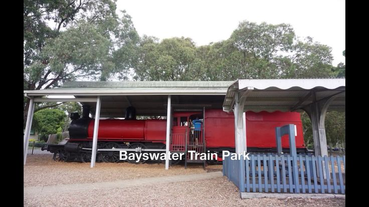 Bayswater Train Park Melbourne playground | TOT: HOT OR NOT