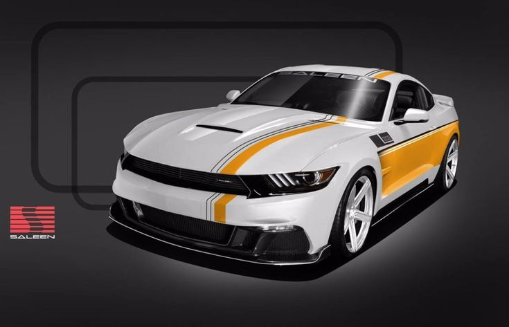 750hp Saleen Mustang 30-Year Championship – Cars-Power