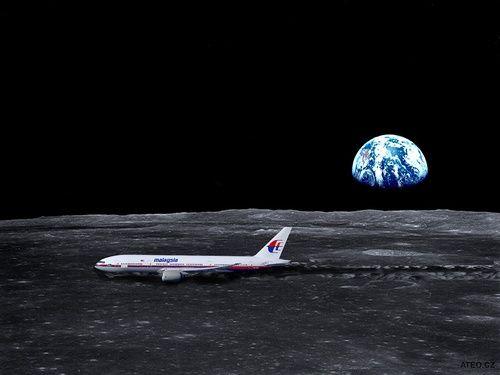 Ztracený Boeing nalezen