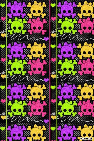 The 25 best pink skull wallpaper ideas on pinterest skull pink skull wallpaper for iphone bing images voltagebd Choice Image