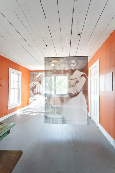 Luanne Stovall Toni Tipton Martin Hearth House, Project Row Houses