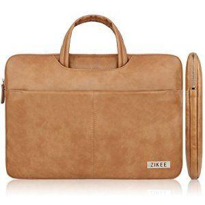 Zikee – Housse pour Macbook air/ pro retina 13,3 pouces étanche, poignée, Housse pc portable/ Pochette/ Besace/ Sacoche ordinateur portable…