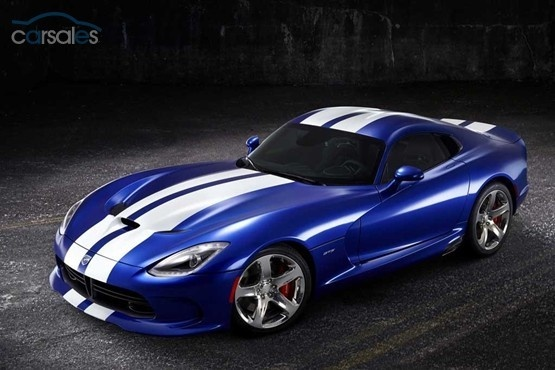 Special SRT Viper GTS for Pebble Beach – Car Reviews, News & Advice - carsales.com.au