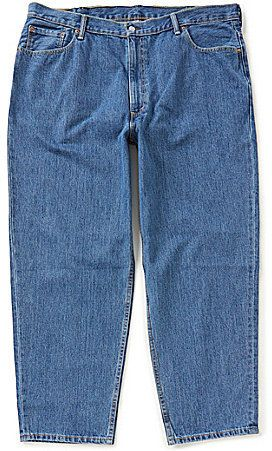 Levi's® Big & Tall 560TM Comfort-Fit Jeans