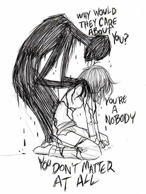 Depression, anxiety