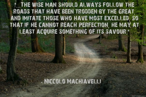 an personal recount of reading niccolo machiavellis the prince 482 quotes from the prince: ― niccolò machiavelli, the prince tags who do not truly believe in new things unless they have actually had personal.