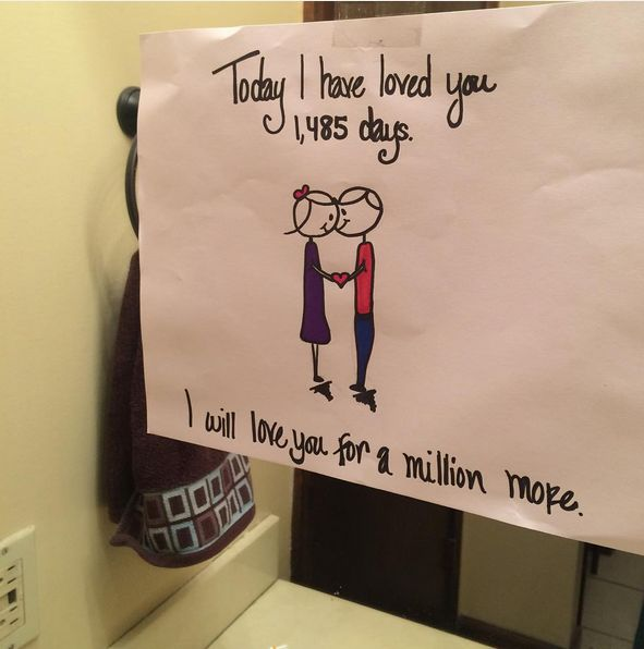 15 sweet love notes from couples who have this whole relationship thing down pat