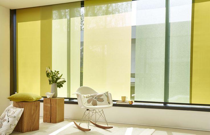 Chez vous textiles deco and berlin - Panneau japonais heytens ...