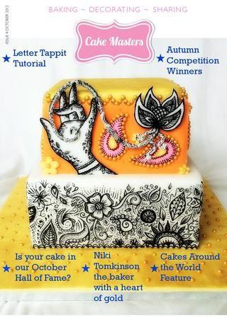 Cake Masters Magazine - October