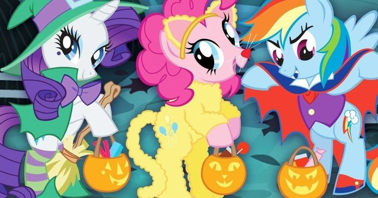 'My Little Pony: Friendship Is Magic - Spooktacular Tales' DVD Debuts September 9th -- Watch six spooky episodes of 'My Little Pony: Friendship is Magic' in a new set that comes with pumpkin carving stencils and a new poster. -- http://www.tvweb.com/news/my-little-pony-friendship-is-magic-spooktacular-tales-dvd-debuts-september-9th
