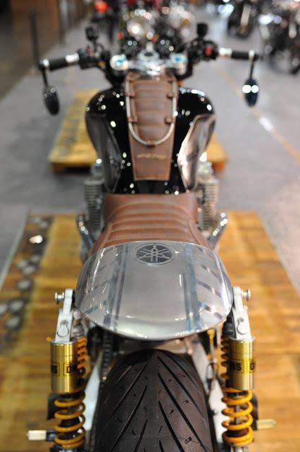 Xjr café racer by Duke Motorcycles - RocketGarage - Cafe Racer Magazine
