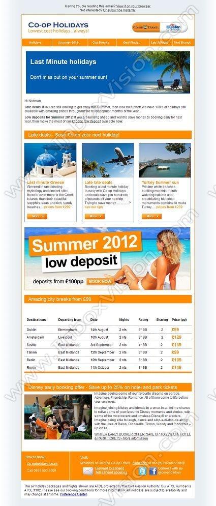 Best Email Design BankPublic Holidays Images On