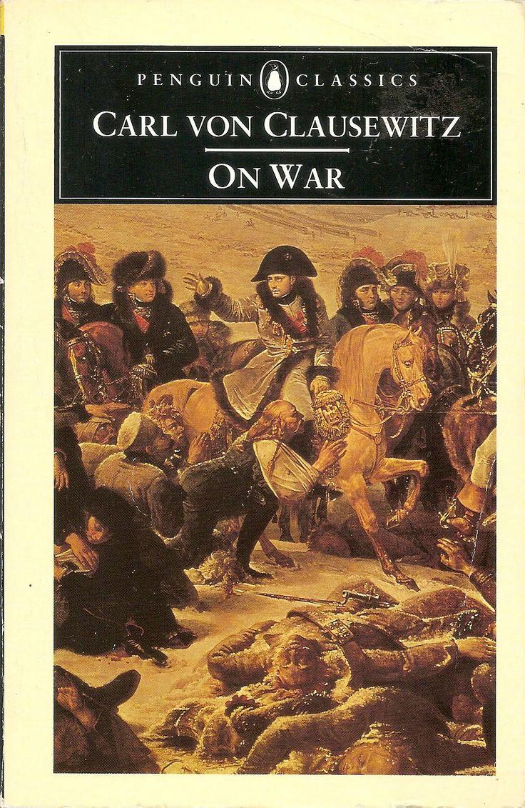On War Carl Von Clausewitz My Books A Cover Gallery border=
