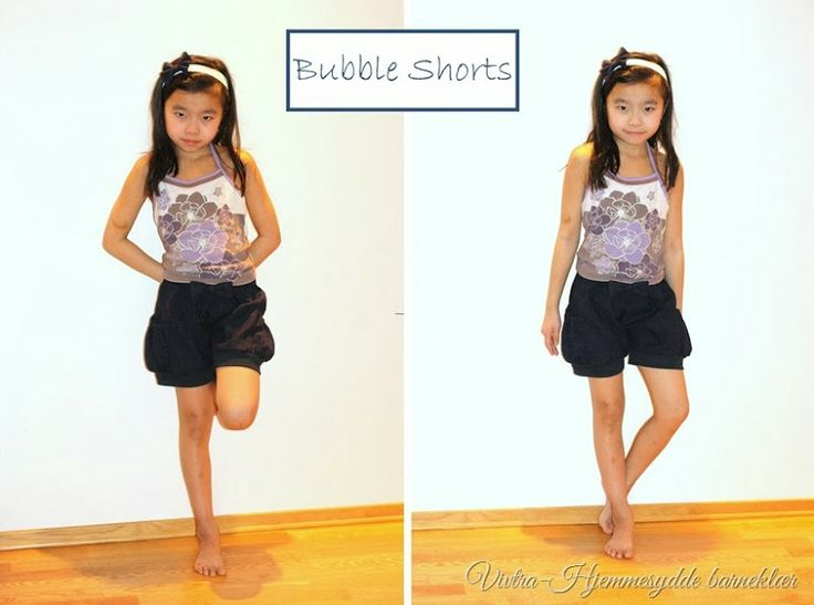 Tutorial-Bobble shorts