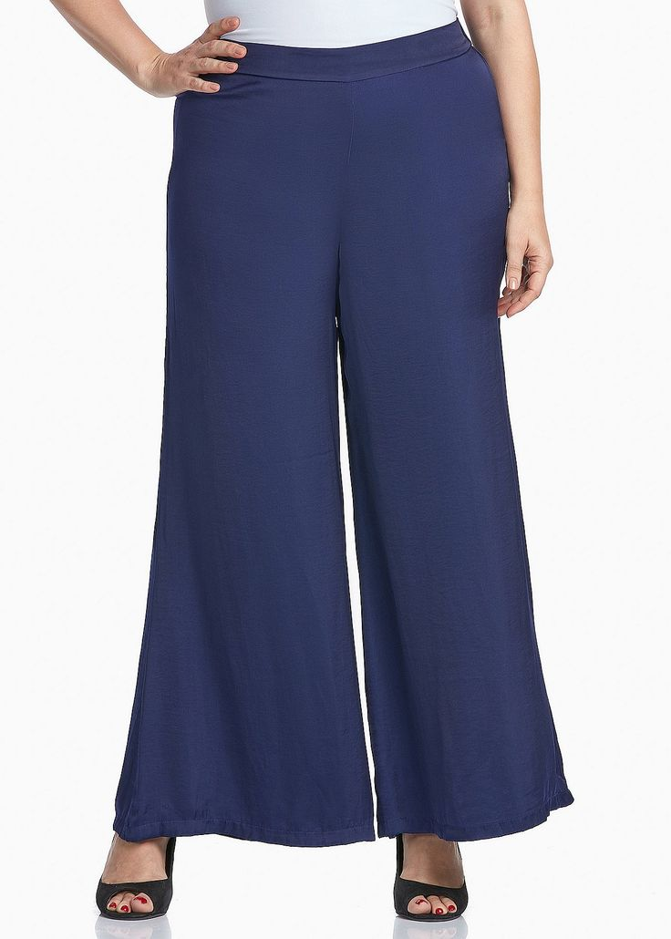 SALE - Plus Size Women's Bottoms Online | Taking Shape - CHLOE PANT