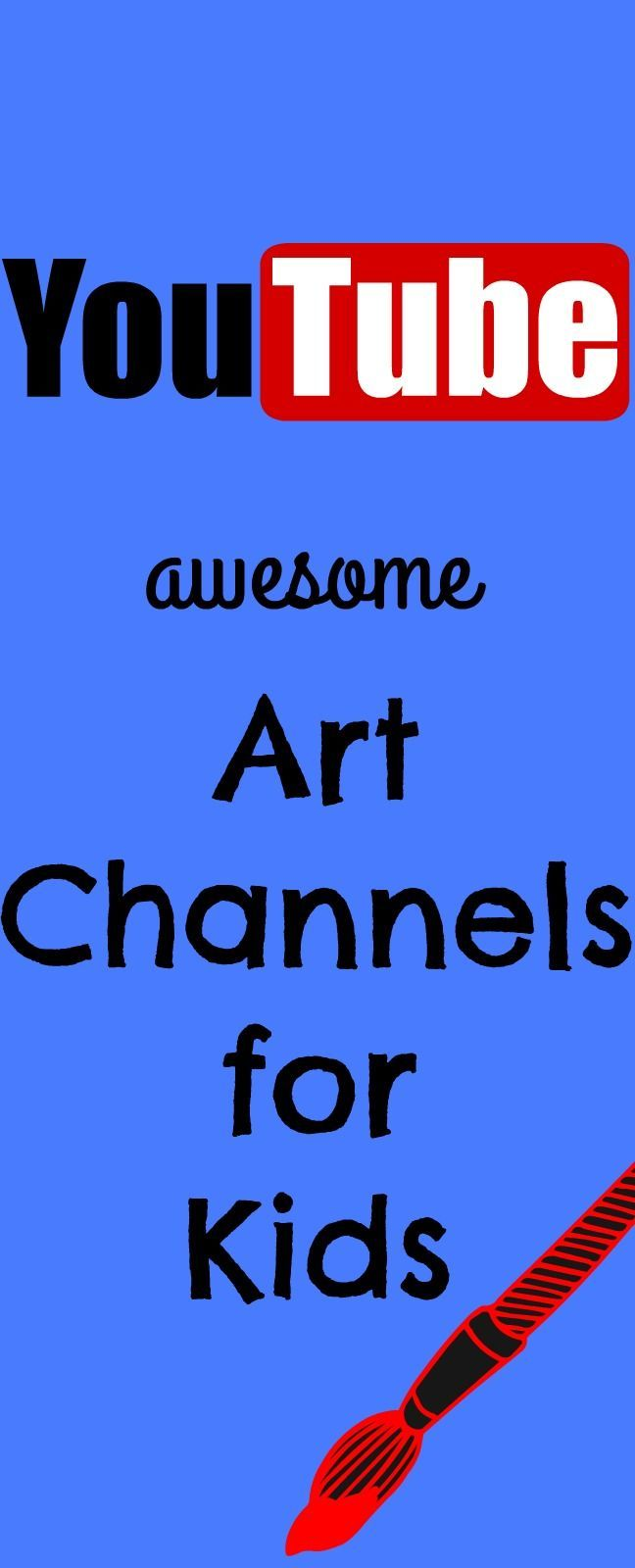 must see art history lessons pins art history visual arts art lessons for kids art channels for kids tutorials for painting