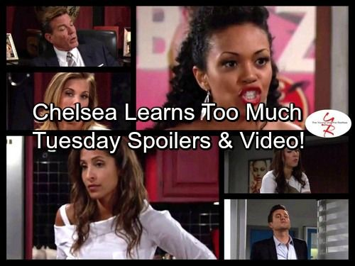 The Young and the Restless Spoilers: Nick Fears Chelsea's Louisiana Trip – Victor Assists Dina – Hilary's Explosive Evidence | Celeb Dirty Laundry