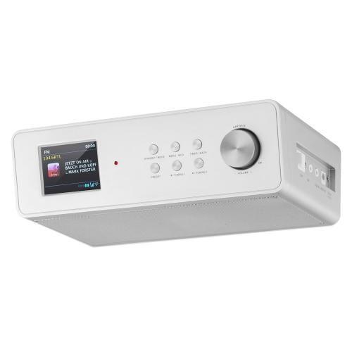 Auna KR-200 Unterbau-Küchenradio incl. DAB+