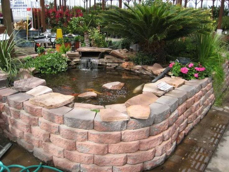 20 best ideas about preformed pond liner on pinterest for Koi pond kits lowes