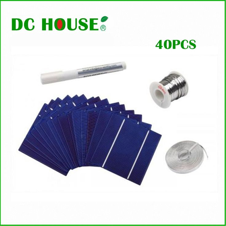 # Sales Price 40 pcs 5x5 A Grade Poly Solar Cell+Flux Pen+Tab wire +Bus wire Solar Cells For DIY 96w Solar Panel Free Shipping [1WmXiU4K] Black Friday 40 pcs 5x5 A Grade Poly Solar Cell+Flux Pen+Tab wire +Bus wire Solar Cells For DIY 96w Solar Panel Free Shipping [1c63H2G] Cyber Monday [WUFKX0]