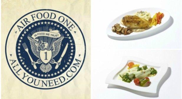 ¿Amante de la comida de avión? Conozca la empresa que entrega platos a domicilio