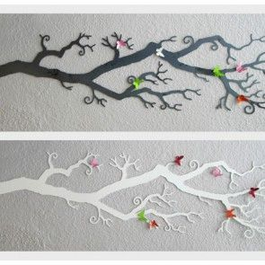 Memo Tree Magnet Display
