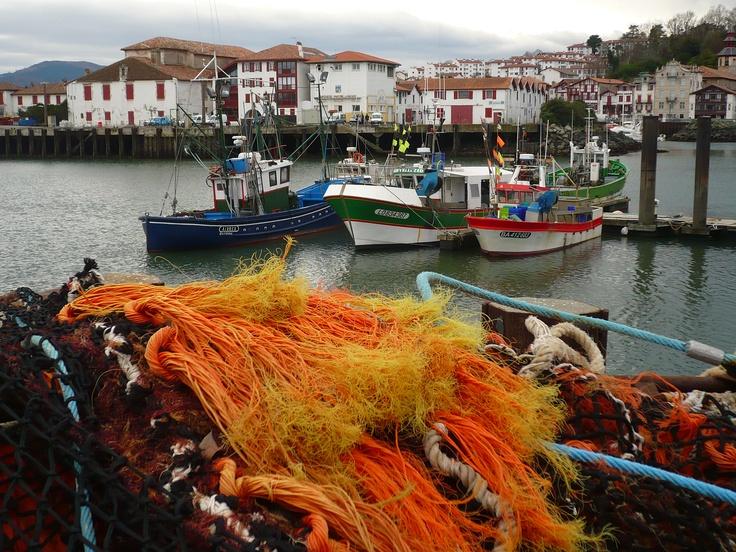 St Jean de Luz, Pays Basque, France