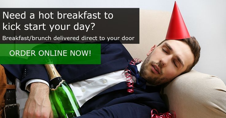 Had a heavy night? Jump online, choose from our menu and get breakfast/brunch delivered to your door!  ORDER ONLINE NOW!    #pettswood #orpington #bromley #sidcup #chislehurst #breakfastdelivery #bread&butterpettswood