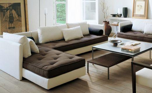 Zeus Mobiliarios Sofa Nomade Ligne Roset Sala Y
