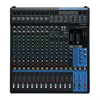 Harga Mixer Audio Yamaha Model MG16XU