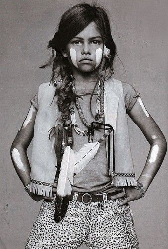 Little warrior