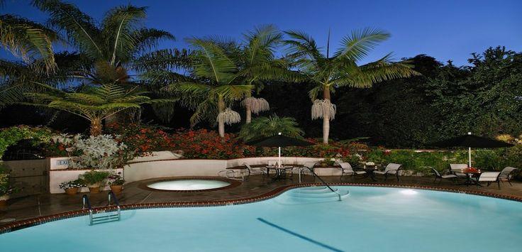 Santa Barbara, CA Hotel - Montecito Inn