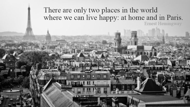 16 Beautiful Quotes That Will Make You Fall In Love With Paris