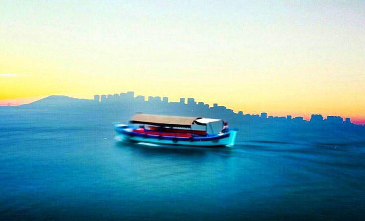 #blender misali  #blendpic #art #sea #boat #wave #travel #holiday #mediterranean #buildings #sunrise #and #sunset #sky #landscape #snapseed #edit #vscocam #filter #vsco #EyeEm #bestshot #phonephotography #sony #xperia #instagram  by cafermanav