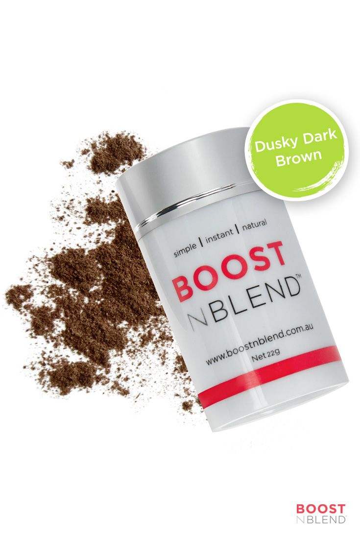 Nearly time for that Friday afternoon chocolate! If you're looking for an alternative, check out our gorgeous colour of the week: Dusky Dark Brown: http://bit.ly/BNBDB #boostnblend #chocolate #darkbrownhair #brunette #haircare