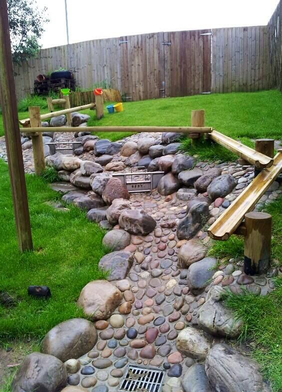 An outdoor environment to promote so much exploration, creativity and critical thinking via @BrimbleGaynor