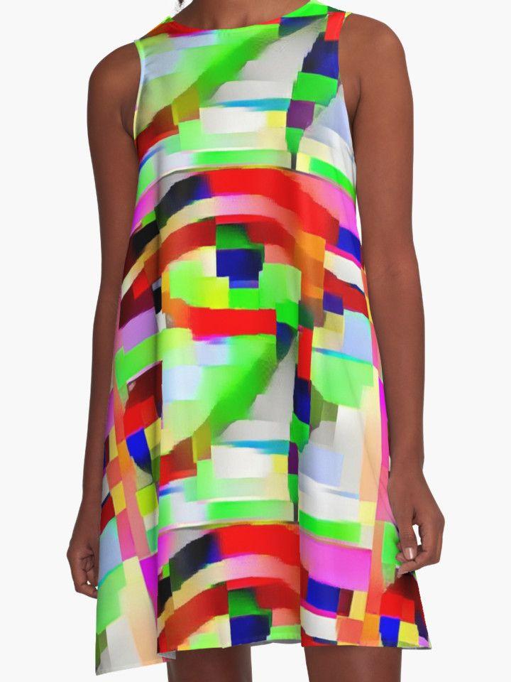"""Eye of horus"" A-Line Dresses by siwabudda | Redbubble"